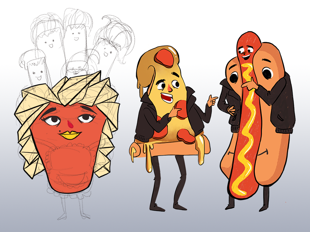 Greaseheads concepts