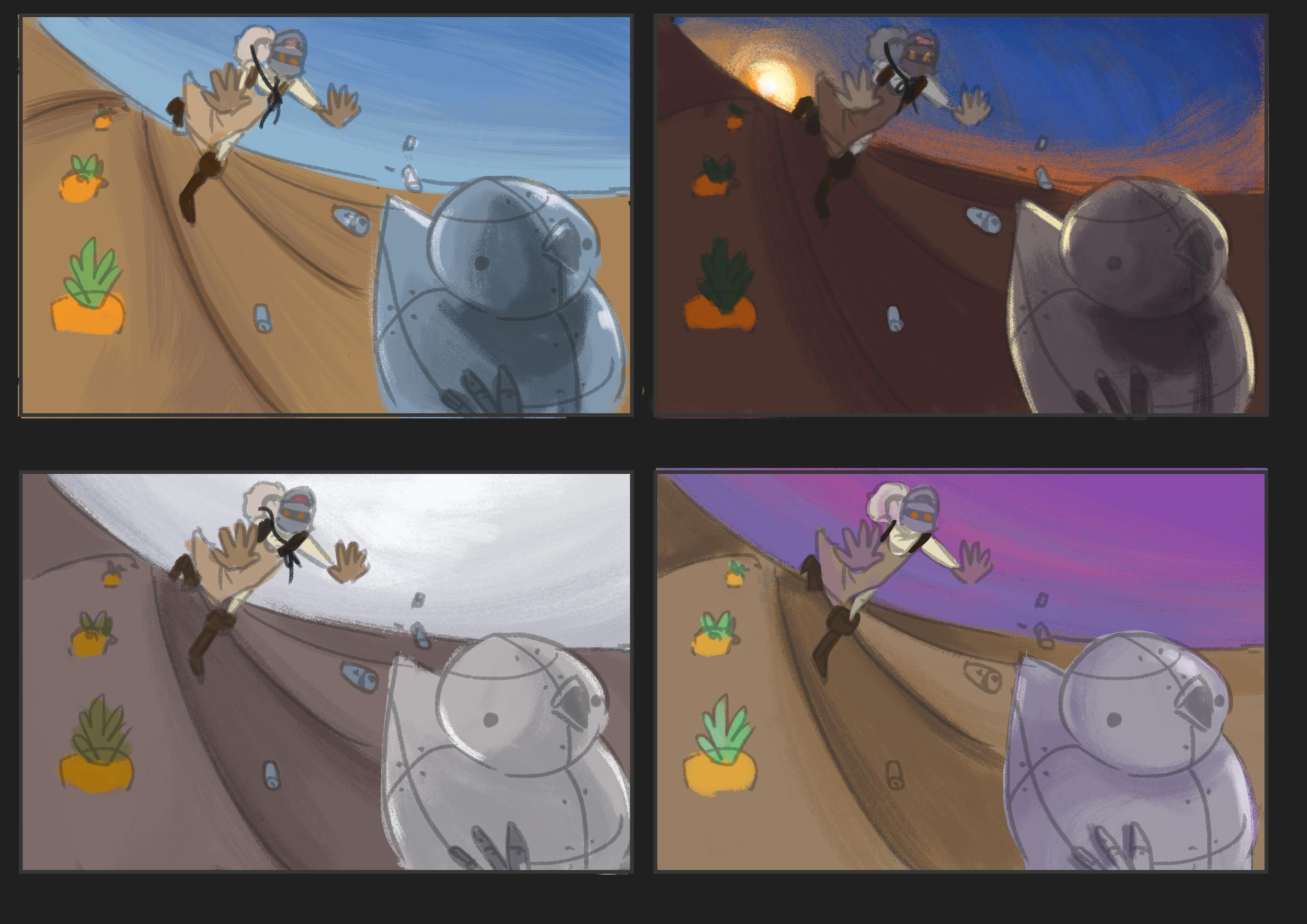 Final Illustration Thumbnails