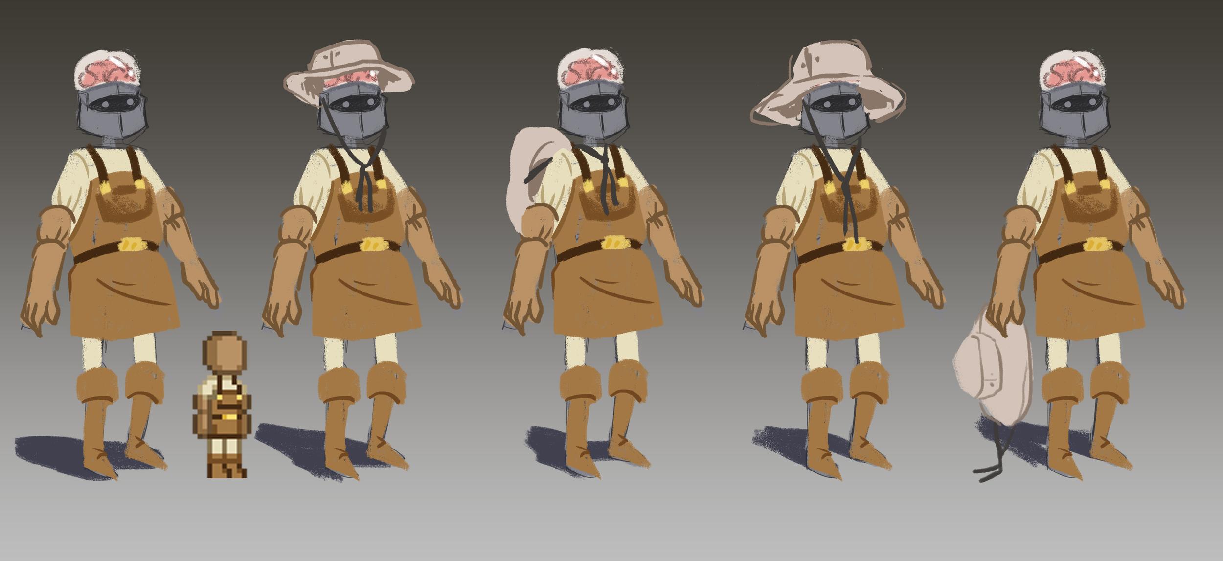 Farmer Iteration