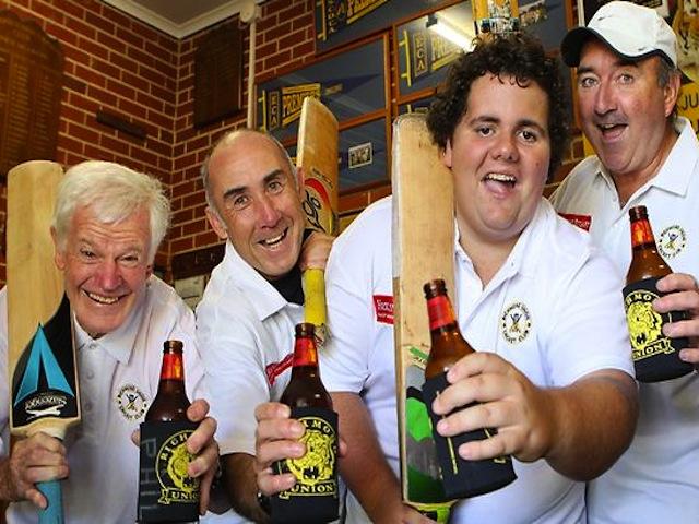 Australia's youth team coming through the ranks