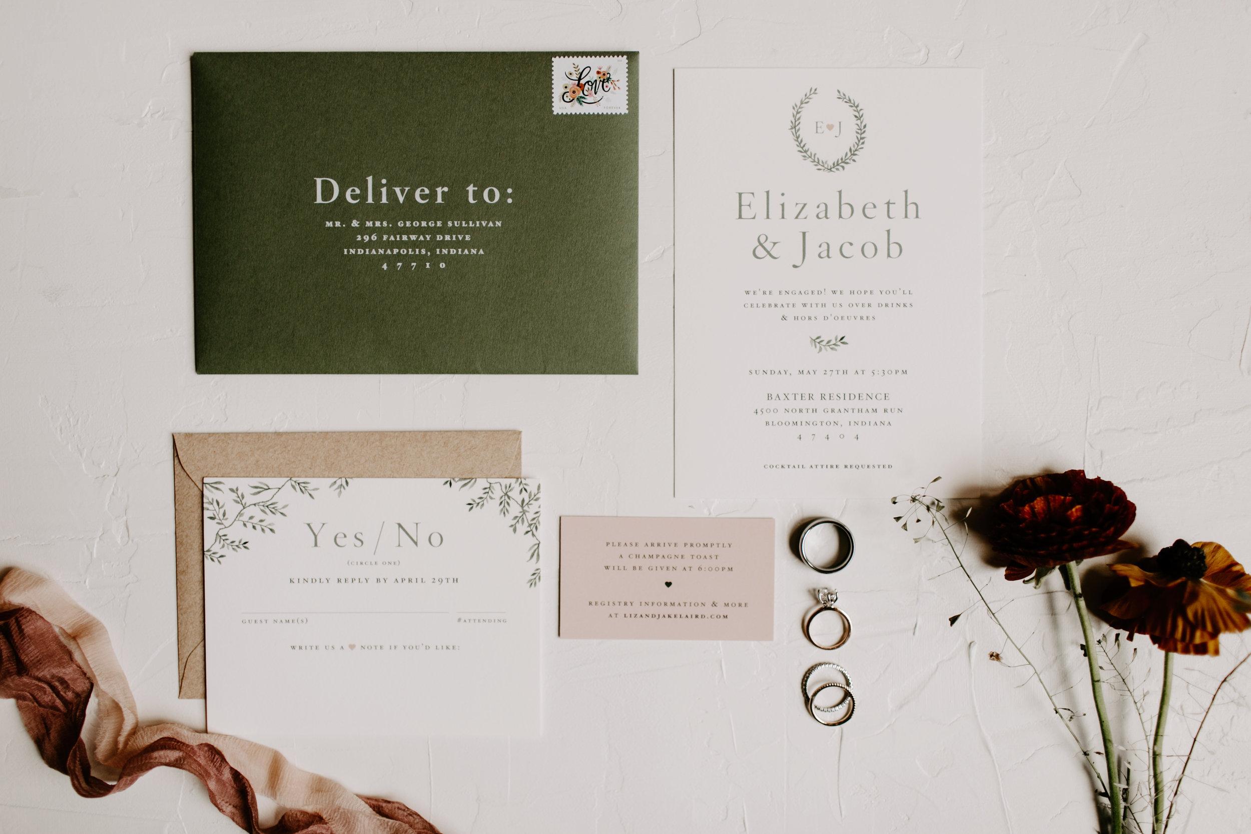 Liz and Jacob surprise wedding Bloomington Indiana Emily Elyse Wehner Photography LLC-3.jpg