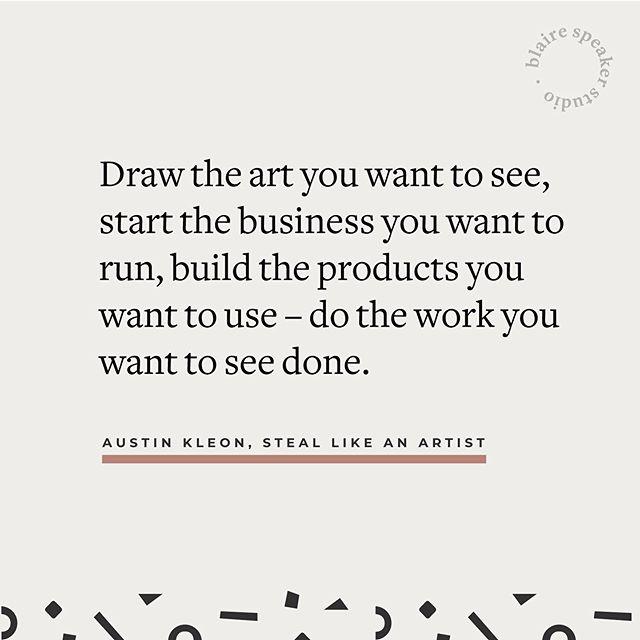 Tuesday motivation 👊🏼✨ . . . #freelancelife #fwportfolio #creativeentrepreneur #branding #creativewomen #theeverygirl #coloradomakers #thatsdarling #womeninbusiness #whitespacesummer