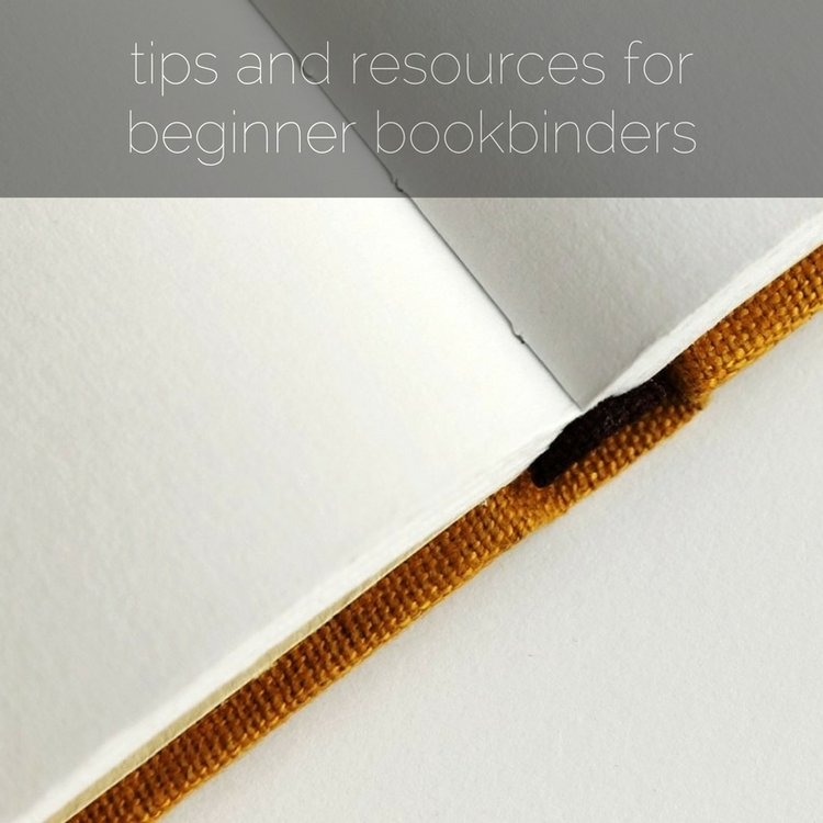 Beginners Bookbinding Tutorial Easy Indoor Craft for Adults and Kids PDF Instant Download DIY Journal or Notebook