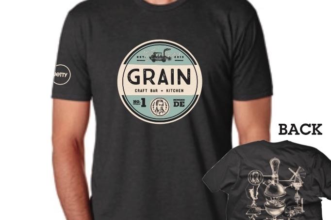 Grab Your Grain Gear -
