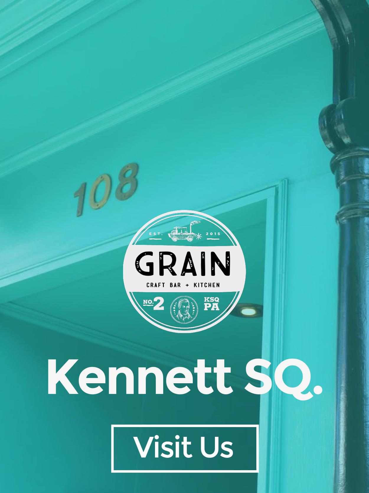 Grain Kennett Square PA