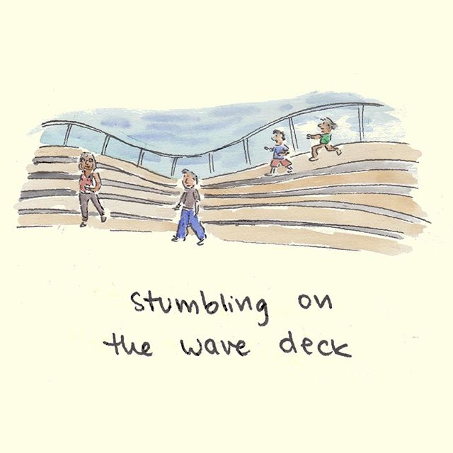 @torontopolice should use walking the Wavedeck as a sobriety test... Even though I'd always fail 🙃🚤 #soloopy #notdrunkjustclumsy #toronto #the6 #yyz #onceialmostfellinthewater #eleganceatitsfinest #waterfront