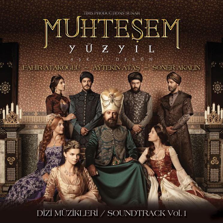 Muhteşem Yüzyıl Vol.1    ©  Mira Records 2014