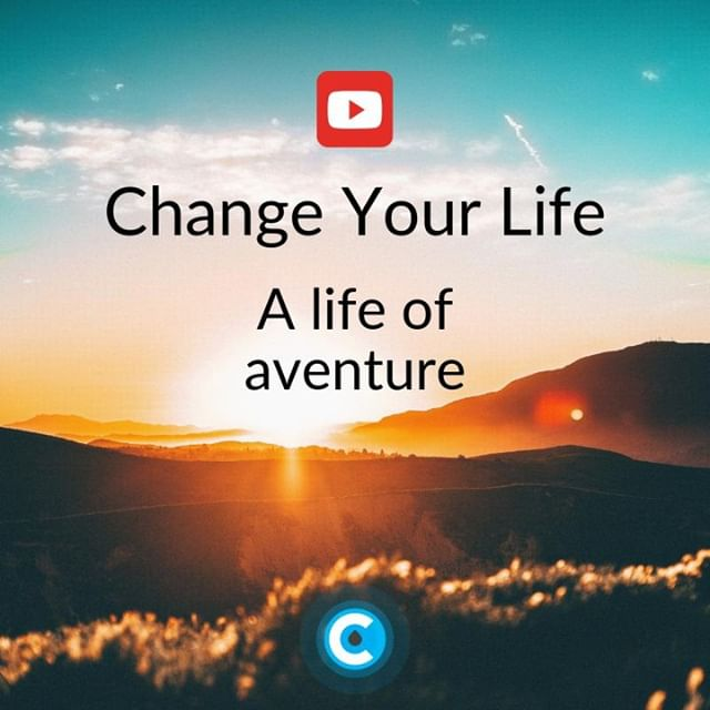 New on YouTube!  Change your life into a life of adventure... Link in bio.  #lifecoach #lifecoaching #youtube #advice #adventure #change #mind #motivation #inspiration #ideas #thoughts #exciting #kickass #hope #future #brighton #brightonlifecoach #brighton_ig