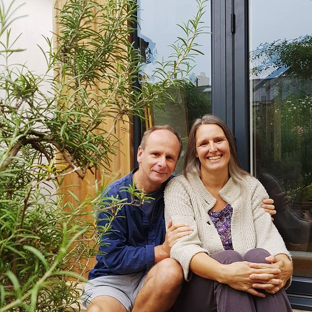 These two lovely people are the reason I went to #frome. Marianne is a massively experienced shadow work coach whose feedback on my book has been invaluable. Neil is a dear friend who is establishing his own coaching practice. A few days in their company have been inspiring, restful and a much-needed reset. ❤️☺️🔗 #frome #lifecoach #lifecoaching #deepcoaching #12principles #12words #author #writer #words #book #support #help #friends #connection #nature #calm #rest #inspiration #motivation #truth #community