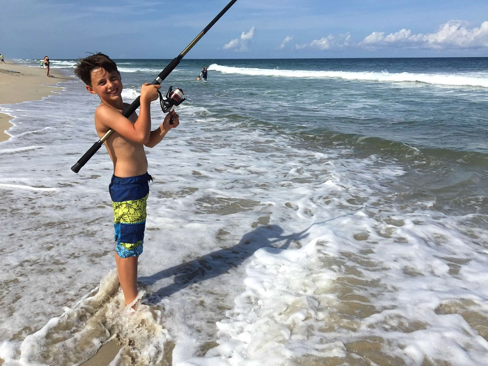 Our fisherman