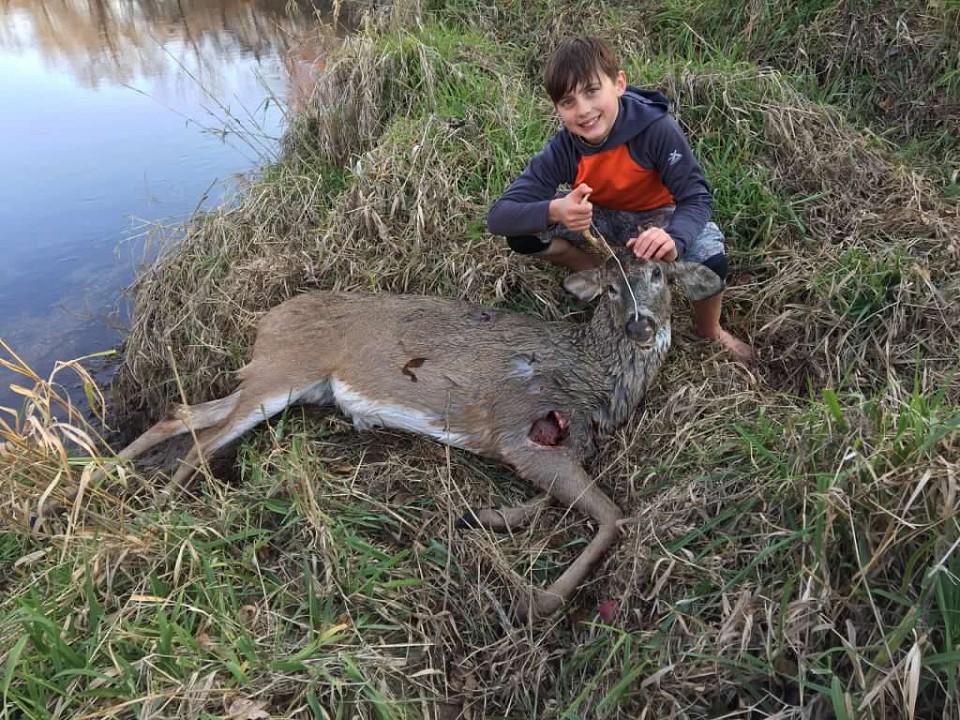 1st Deer