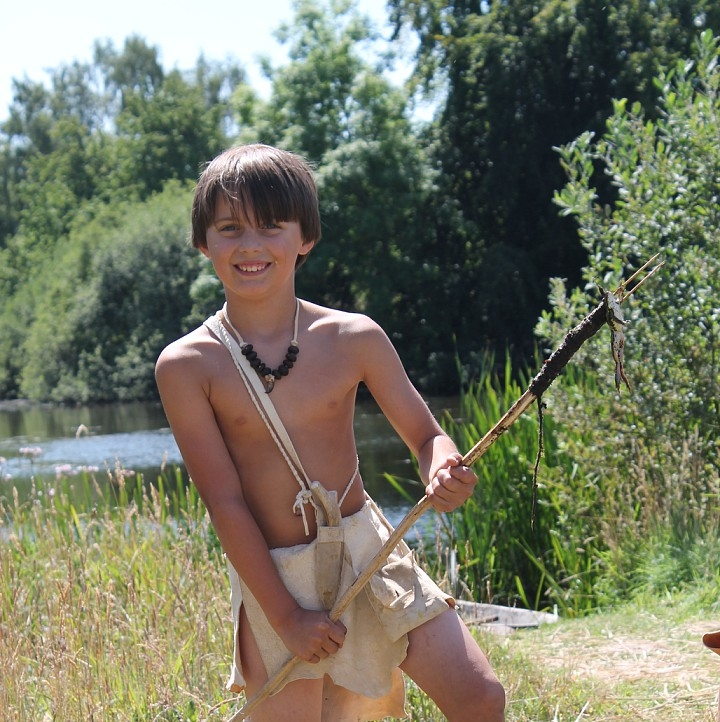 Stone Age Schindler