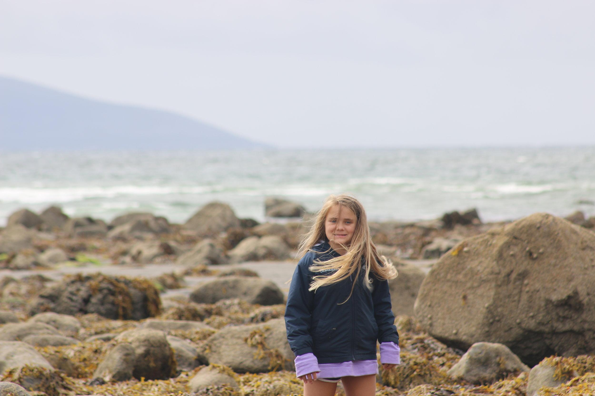 The Irish beaches are my favorite