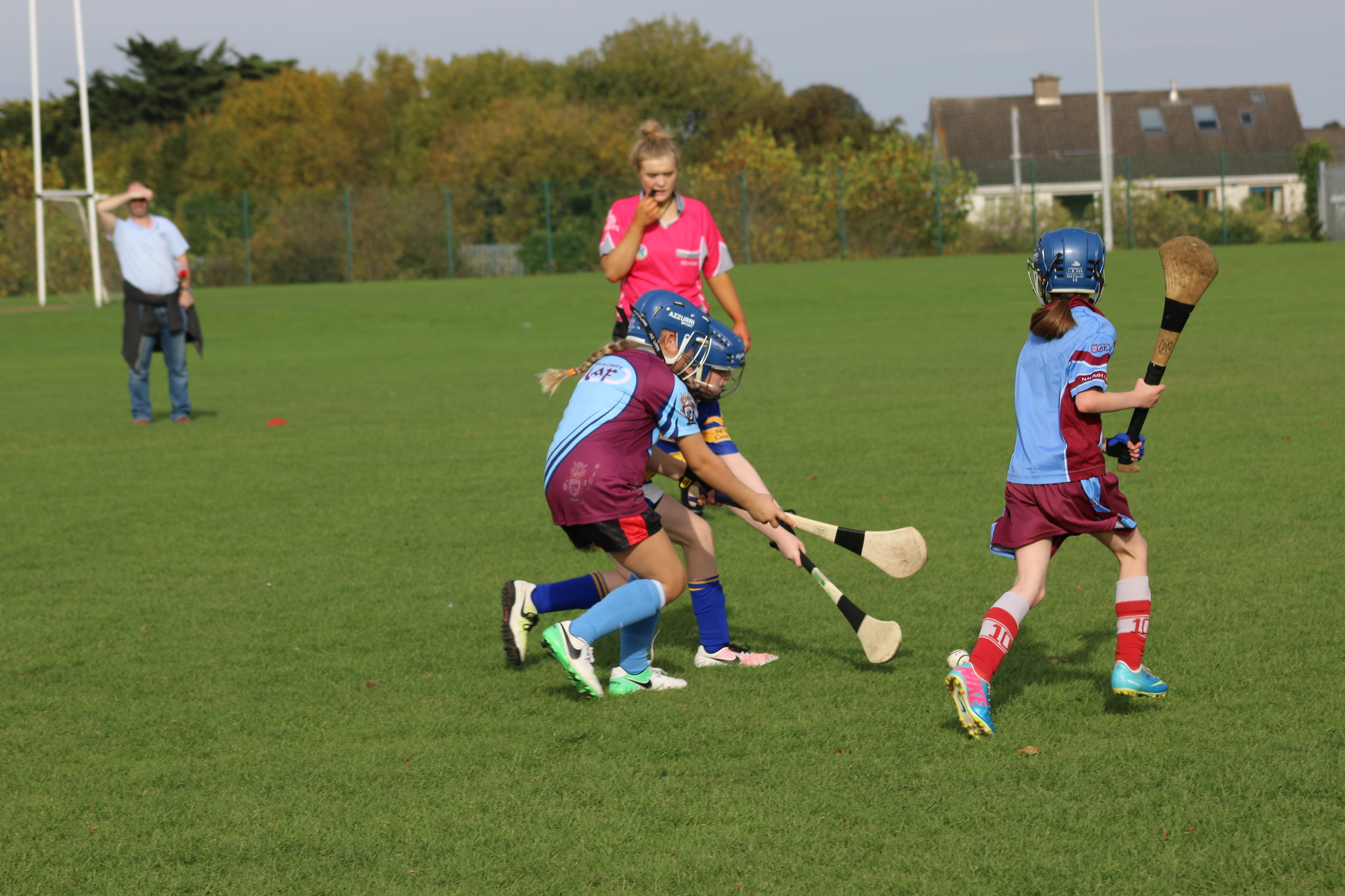I have loved playing Camogie and GAA Football in Ireland