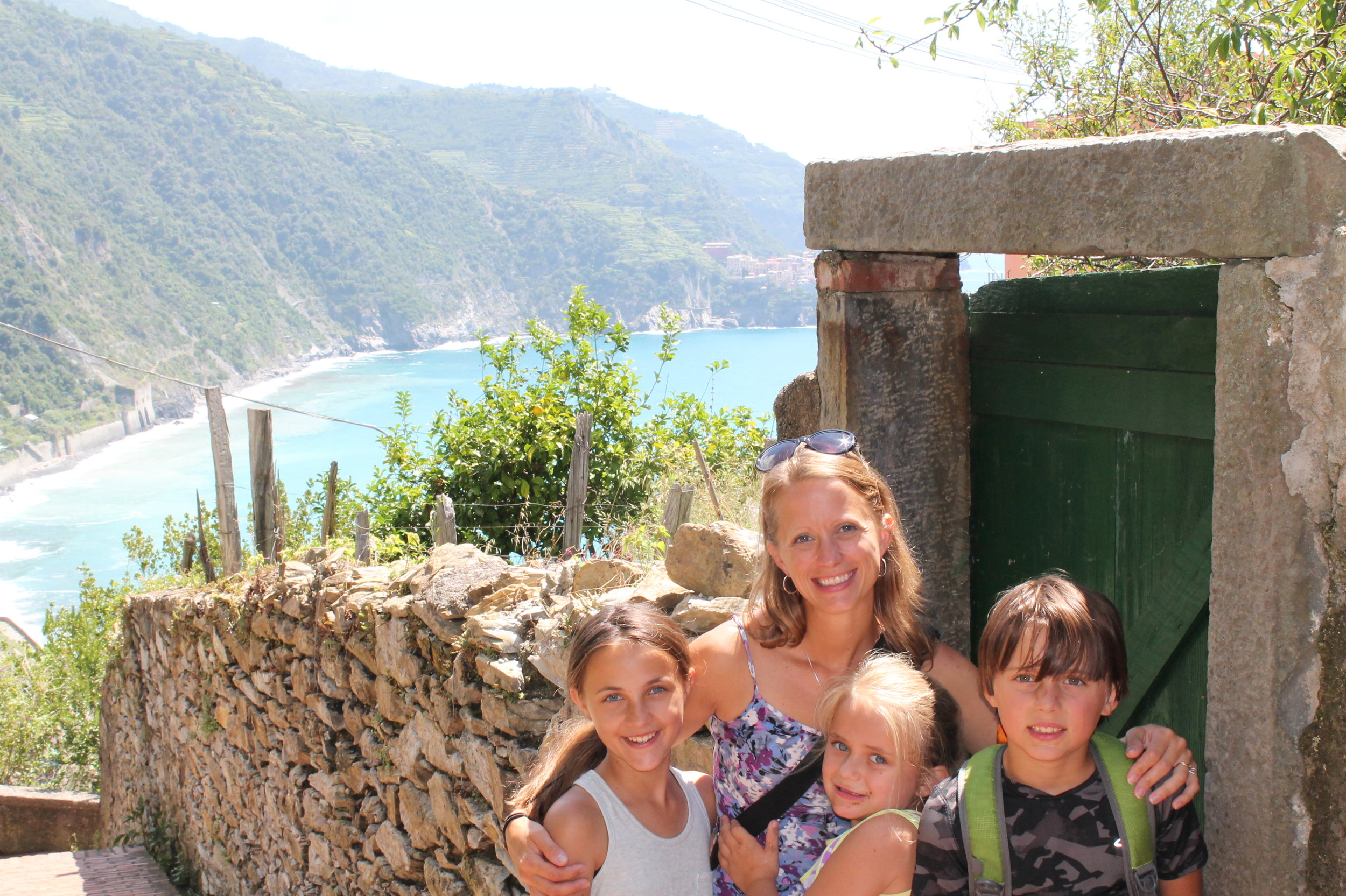 One of my favorite places in the world - Cinque Terre, Italy