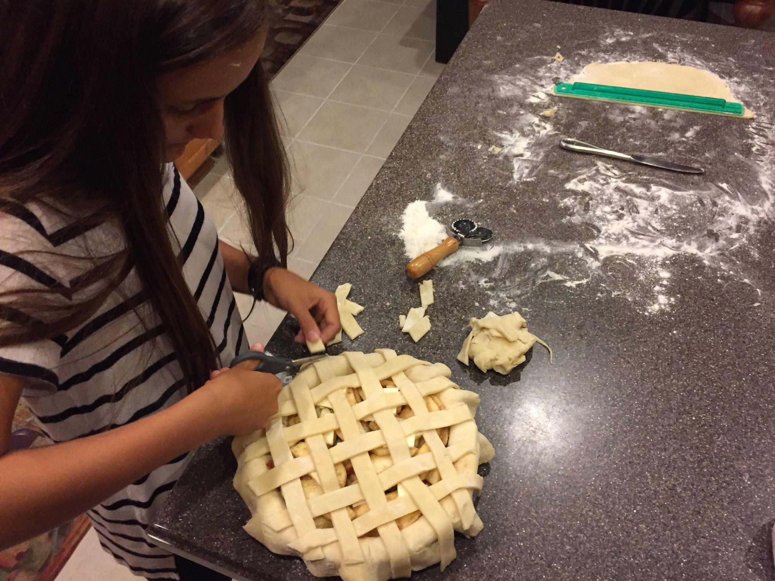 Our Little Baker