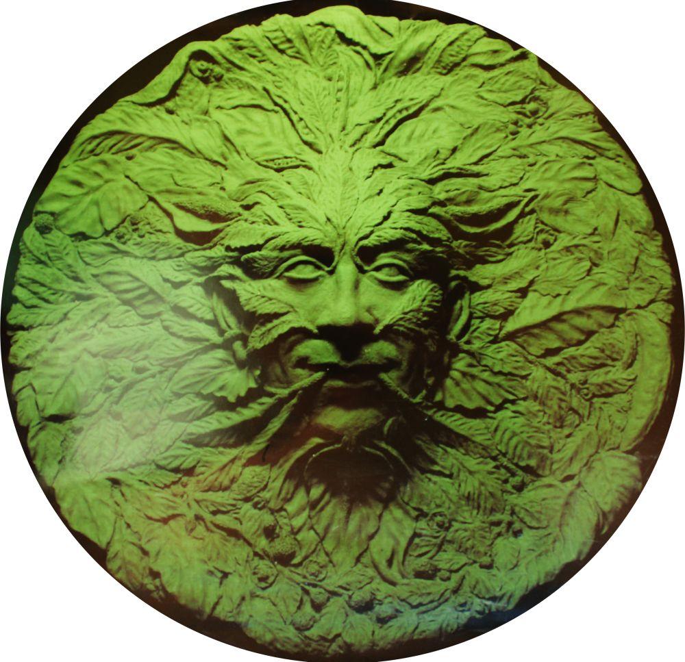 Green Man Fogli