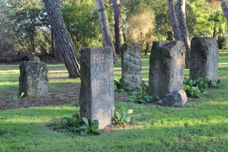 Etruscan monoliths