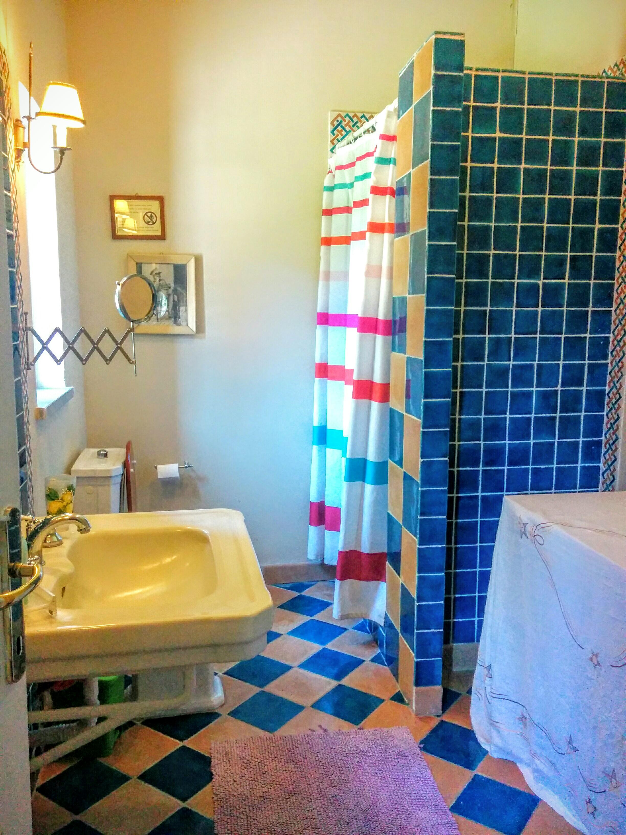 Ezedra shower room