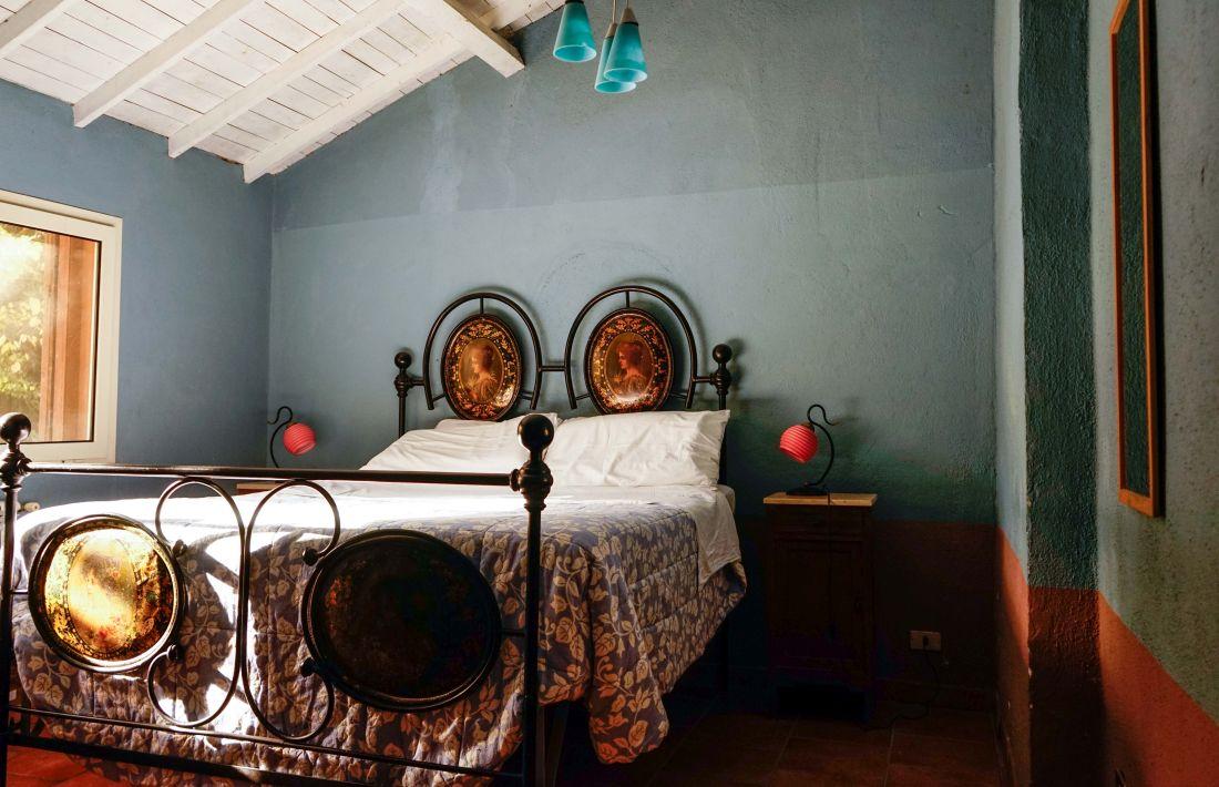 Mezzaluna double bedroom