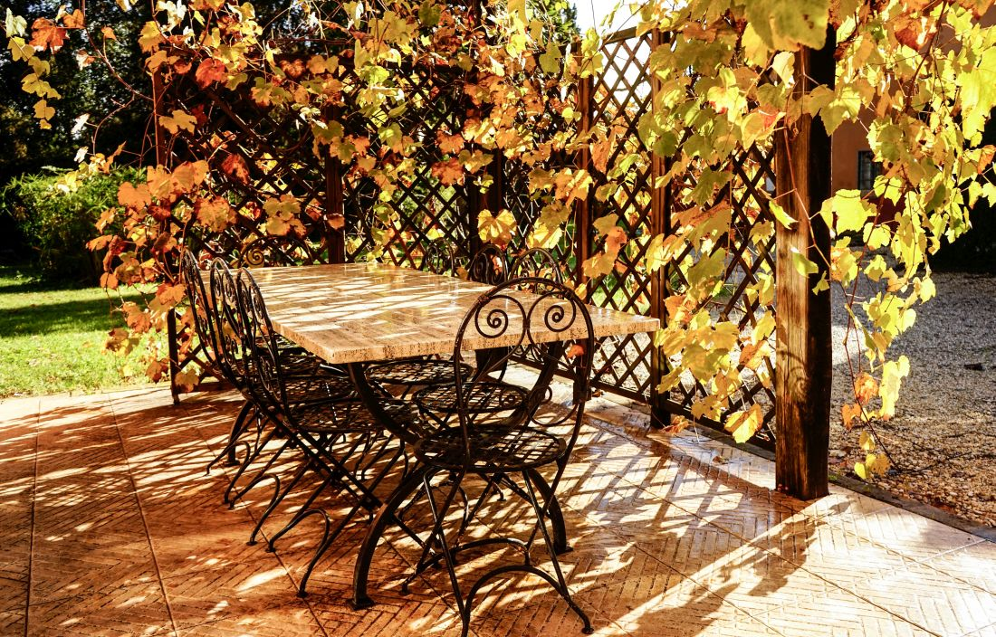 Farina veranda