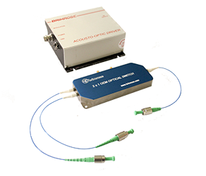 3-Port Nanosecond Fiber Optical Switch Systems