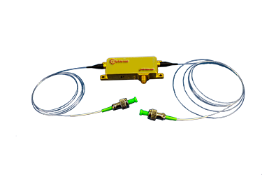 Fiber-coupled AO Modulators