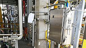 petrochemical application - 3060 MUX