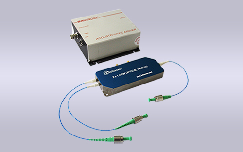 2x1 Fiber Optical Switch