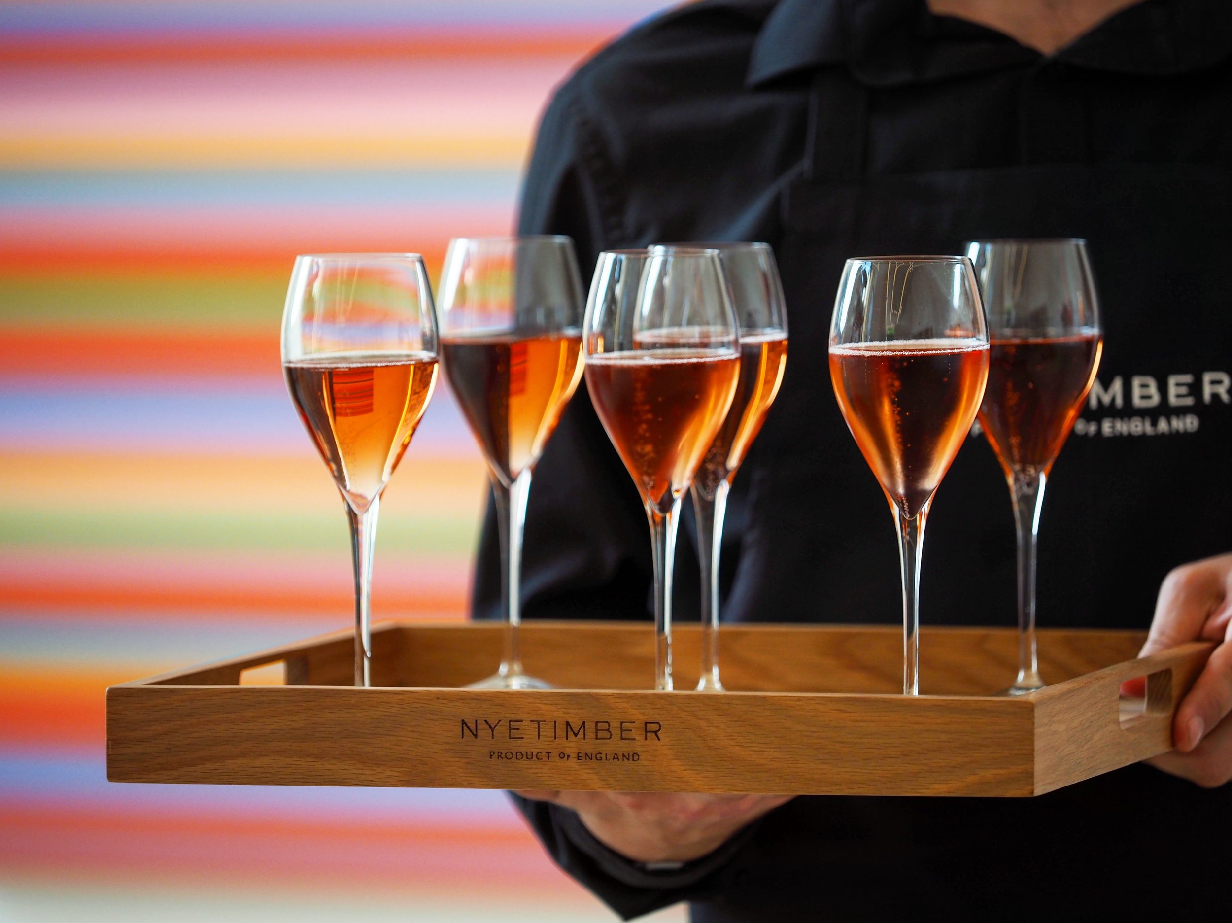 Sparkling Rosé from Nyetimber