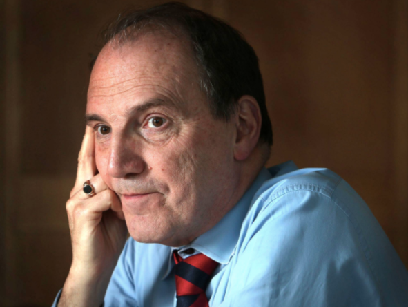 Target: former MP Simon Hughes