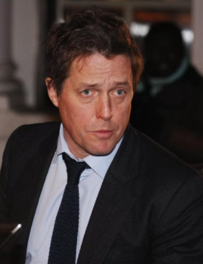 Victim of Hacking: Hugh Grant
