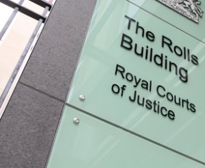 Hearing: The Royal Courts of Justice