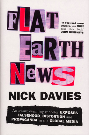 Nick Davies' book exposed blagging industry