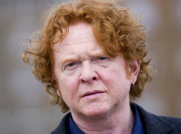 Acton's alleged blagging victim: Mick Hucknall