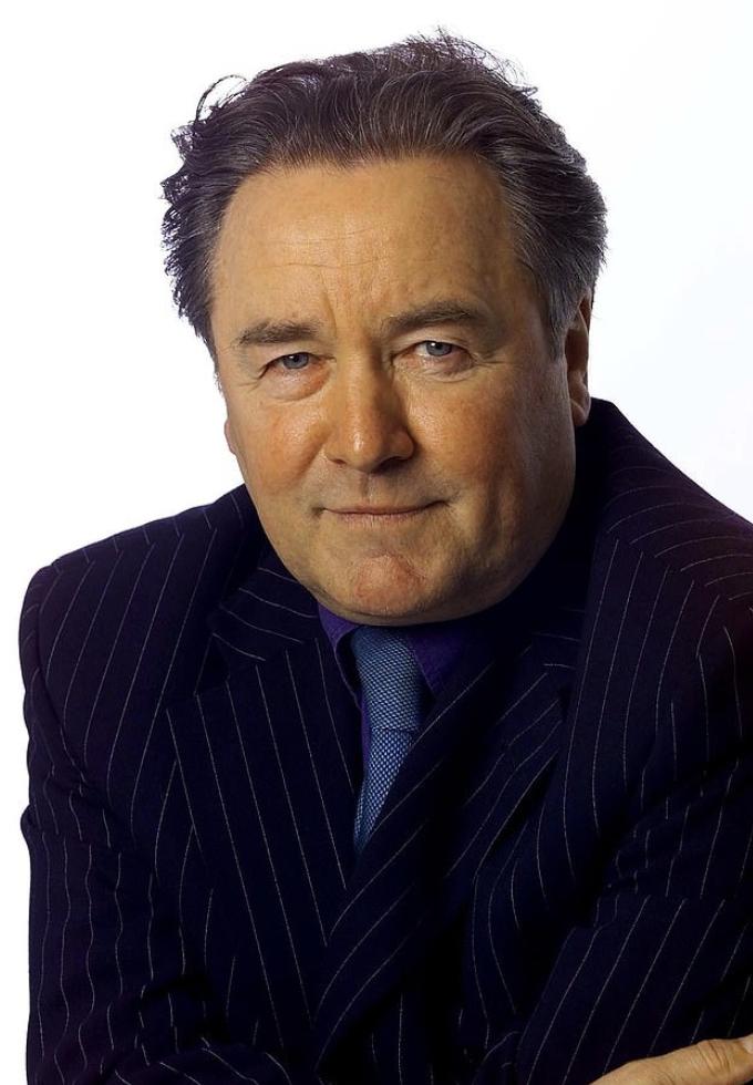 No pressure: Peter McKay (c) Colin Davey