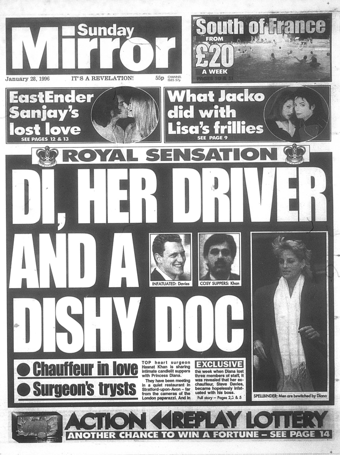 Prince Harry Hacking Exclusive Top Mirror Private Investigator Targeted Diana Princess Of Wales Byline Investigates