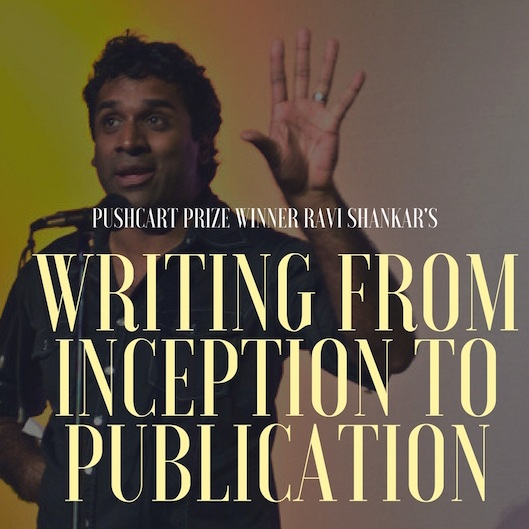 - Writing from Inception to Publication: an Online Course with Ravi Shankar