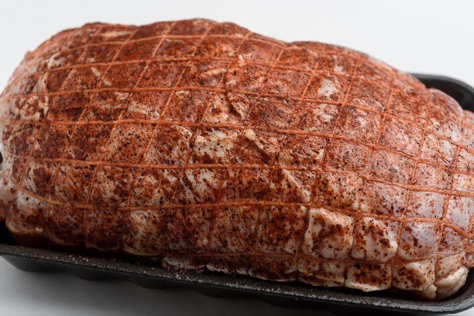 Stuffed Turkey Rolls -