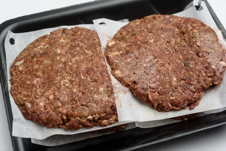 Burger Patties & Kabobs -