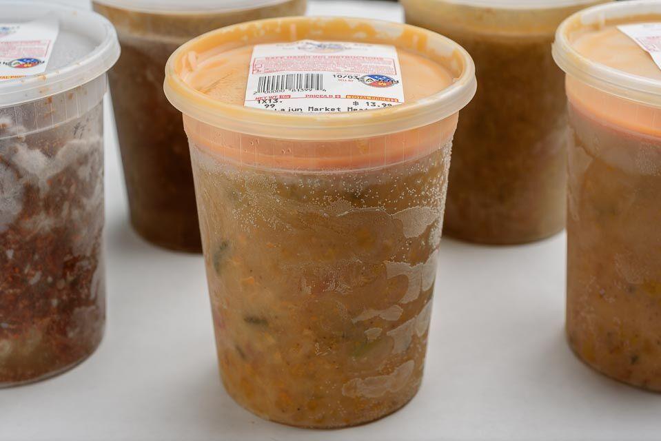 Gumbos, Soups, & Cuisines -
