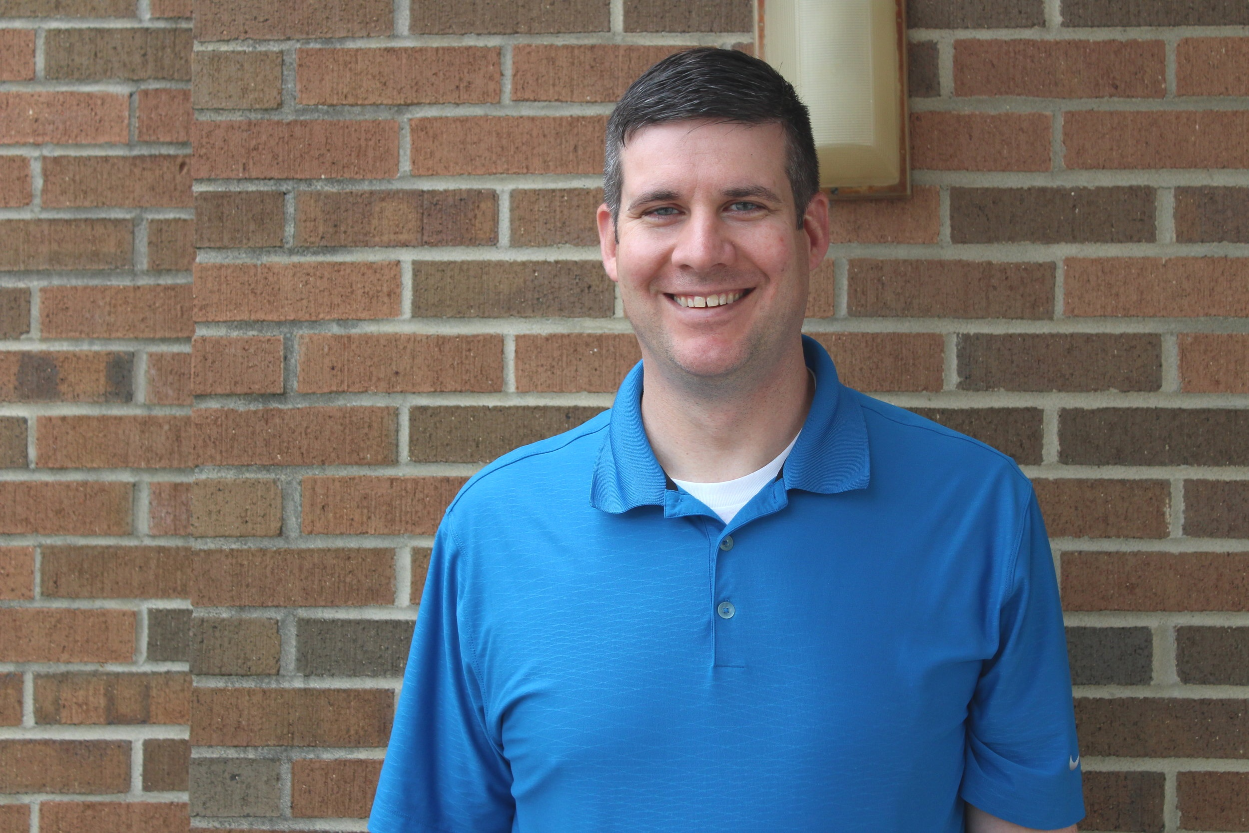 Jon Evans,Director of Children's Ministries -