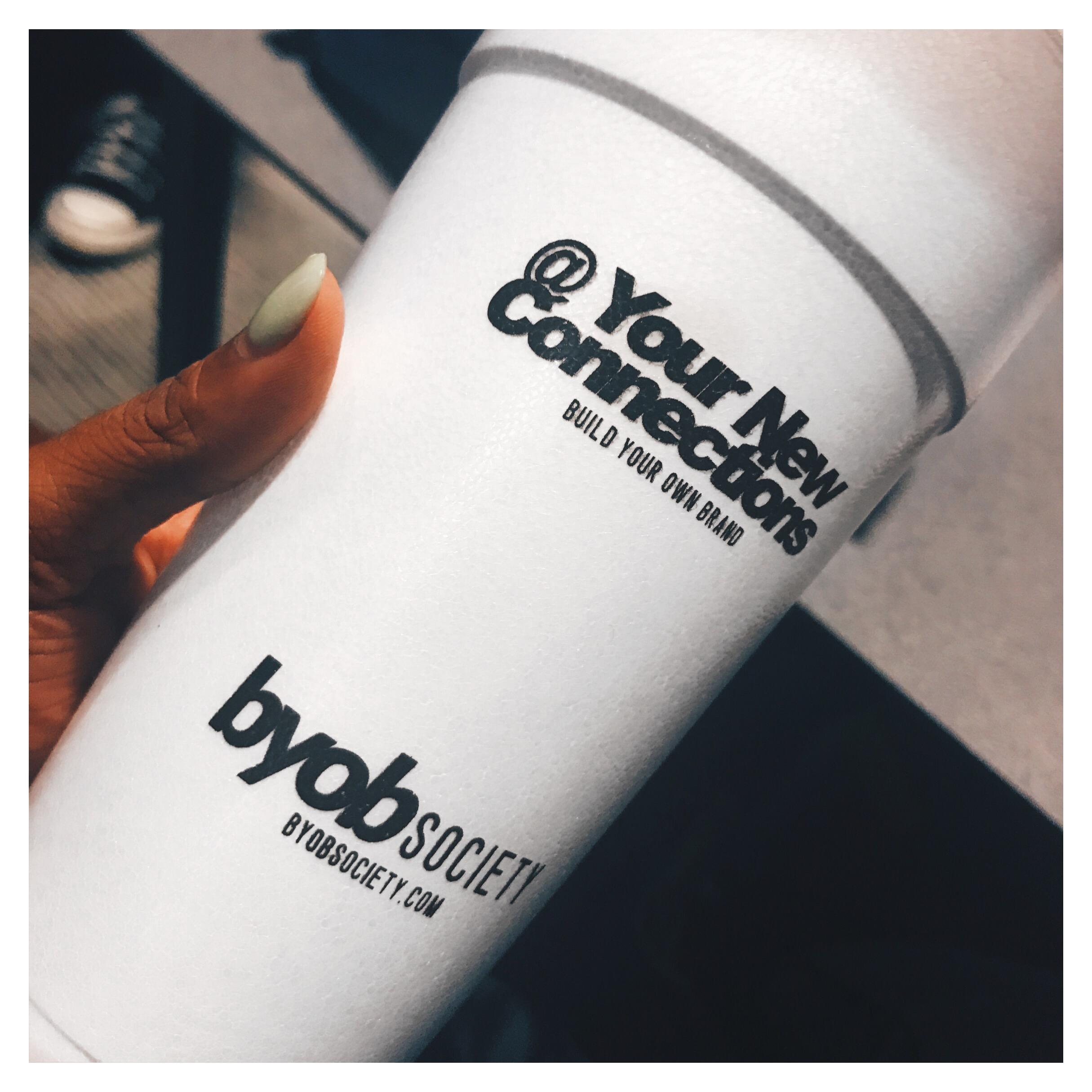 The BYOB Netowrking Cup