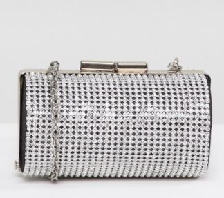 ASOS Diamonte Clutch- $35