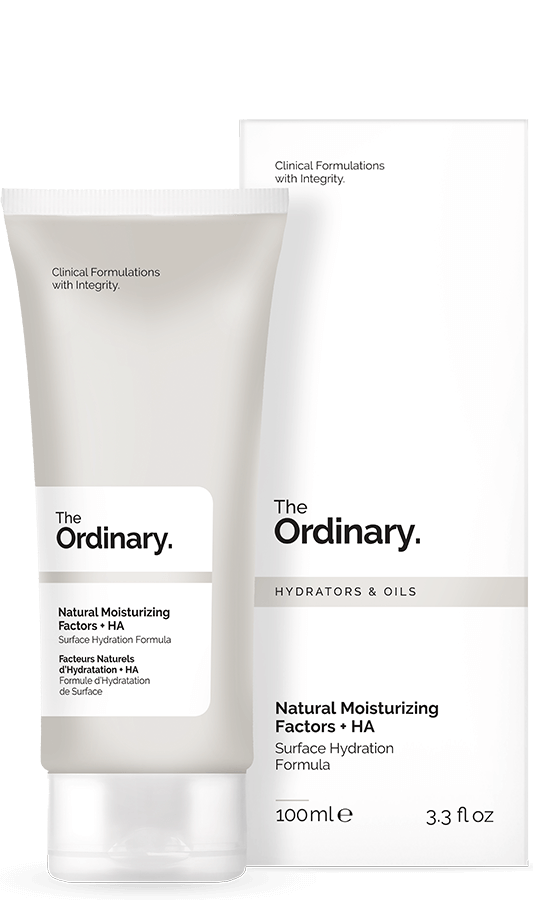 The Ordinary Moisturizing Factors + HA