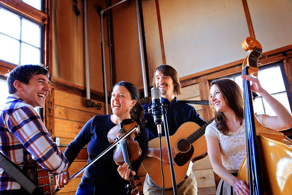 The Kentucky Sunshine Quartet