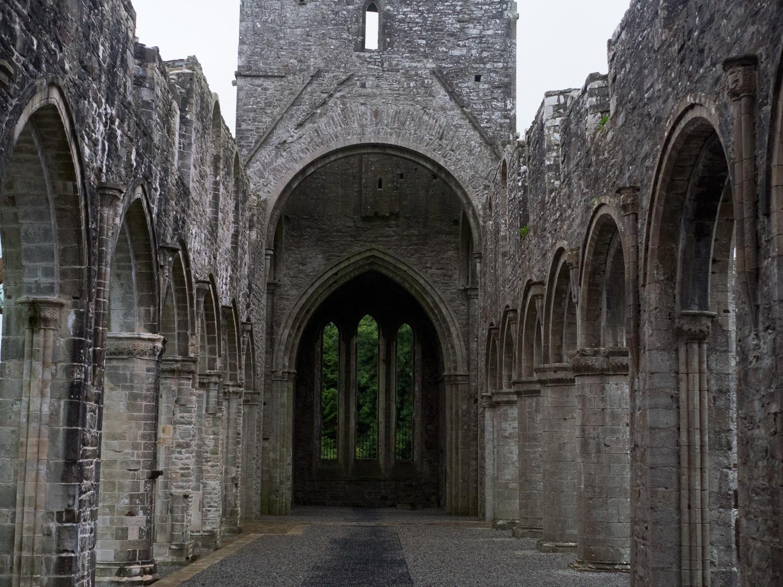 Boyle Abbey - Boyle, Co. Roscommon