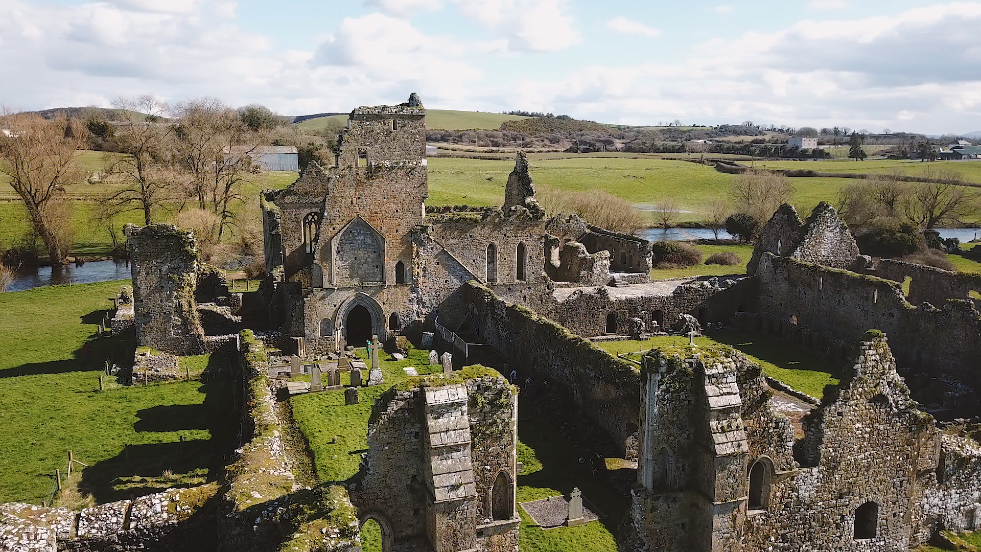 Athassel Priory - Cashel, Co. Tipperary