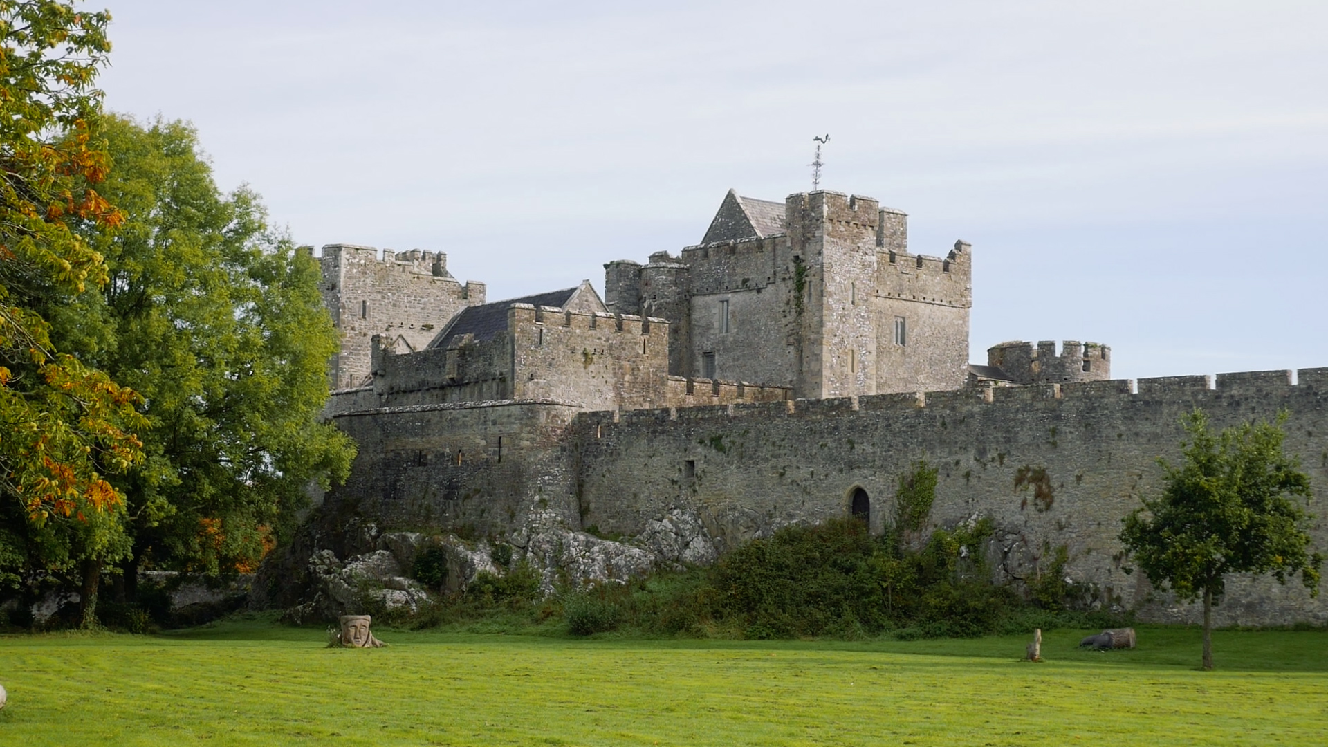 Cahir Castle - Cahir, Co. Tipperary