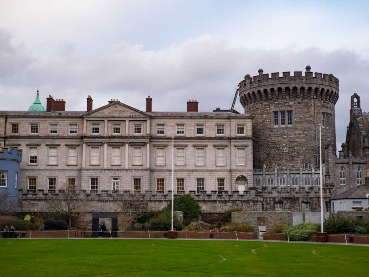 Dublin Castle - Dublin City